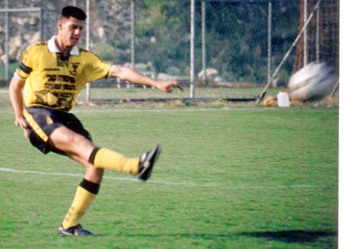 [Alon Abramovic, in the beitar youth team]